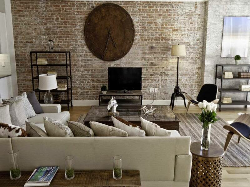 Updating Rock And Brick Walls In Your Home – H.A. Construction Design